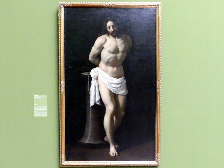 Guido Reni: Christus an der Geißelsäule, um 1603