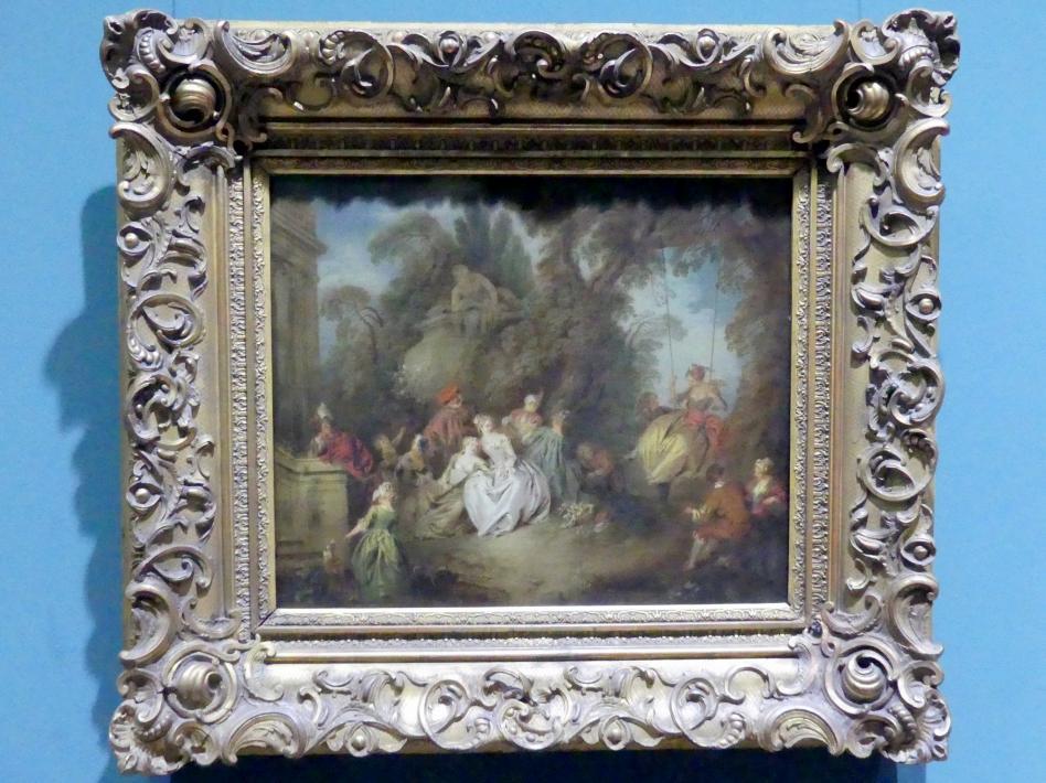 Jean-Baptiste Pater: Ländliches Fest, Um 1725 - 1735