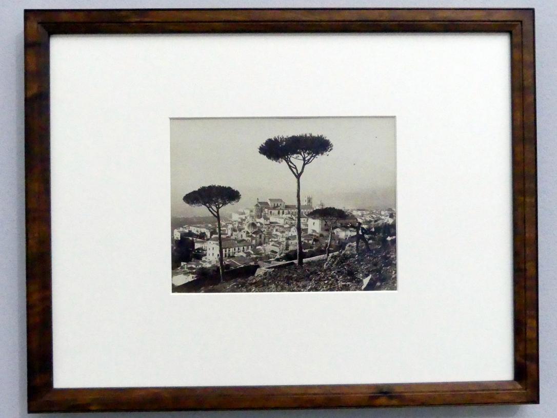 Giorgio Sommer: Monreale: Panorama, um 1875