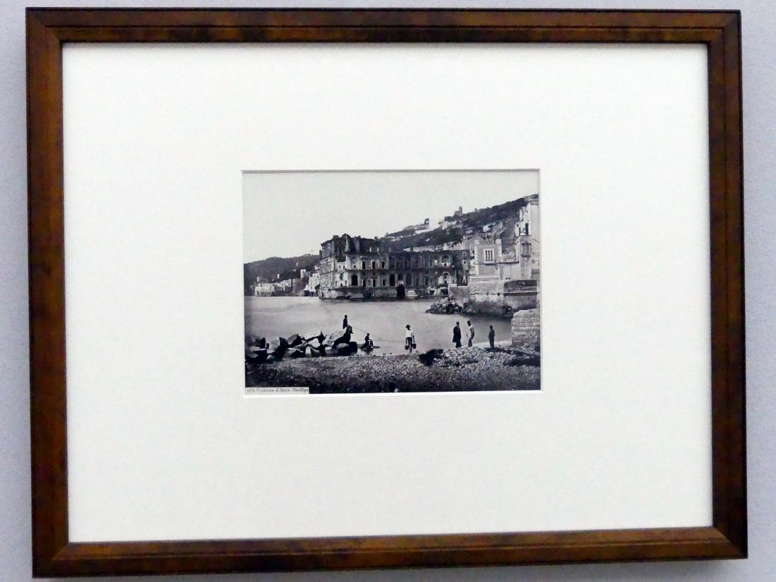Giorgio Sommer: Posillipo: Palazzo d'Anna, um 1865