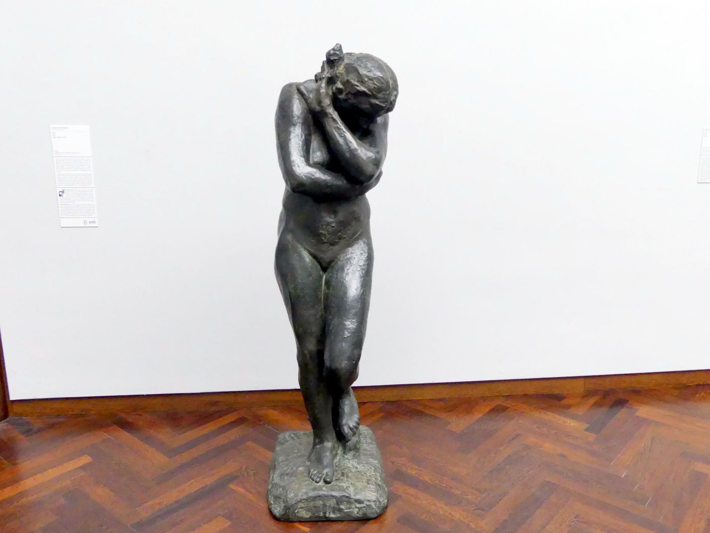Auguste Rodin: Eva, 1881