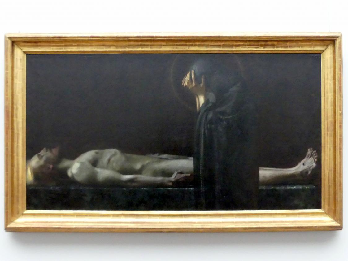 Franz von Stuck: Pietà, 1891