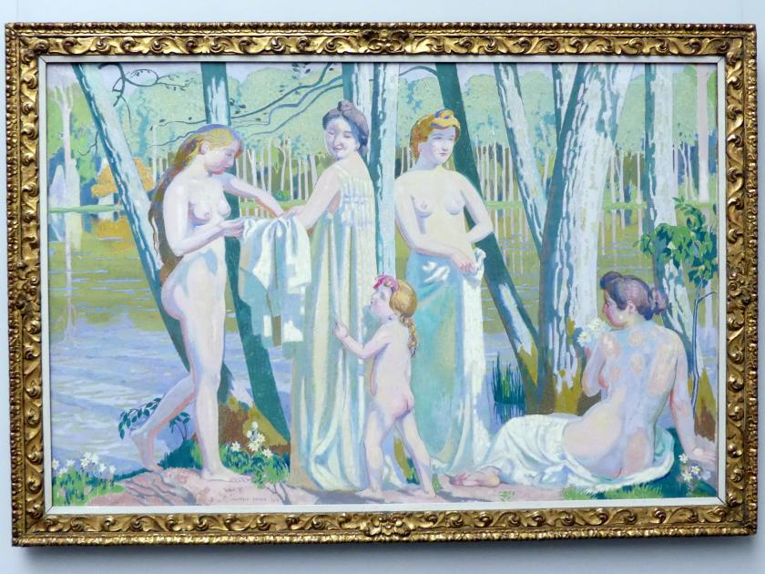 Maurice Denis: Die Badenden, 1907