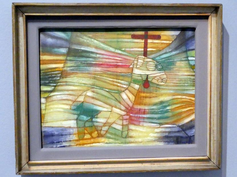 Paul Klee: Das Lamm, 1920
