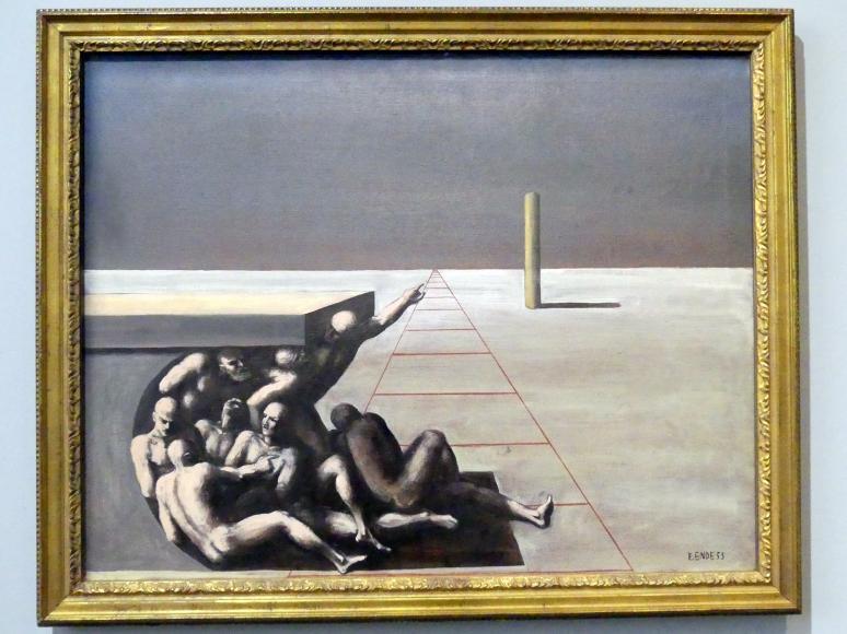 Edgar Ende: Unter der Konsole, 1933