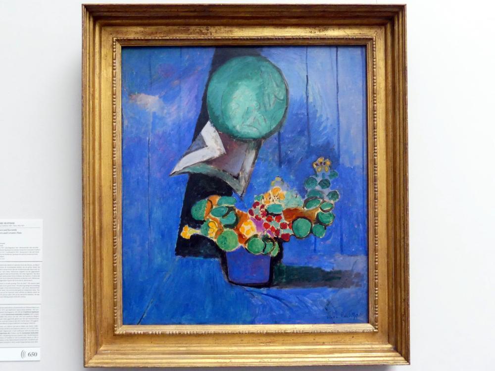 Henri Matisse: Blumen und Keramik, 1913