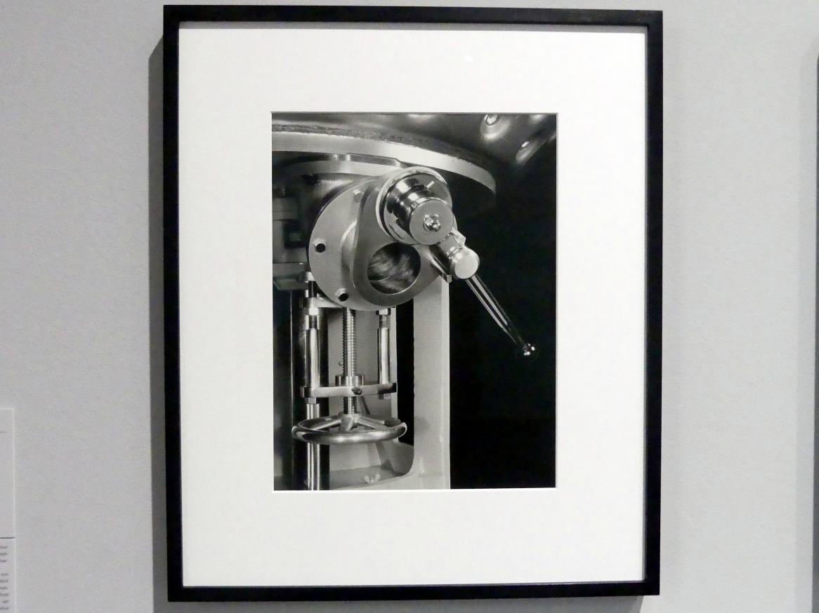 Ursula Edelmann: Fünf Aufnahmen von Rührmaschinen aus der Maschinenfabrik J.S. Petzholdt in Frankfurt-Fechenheim, 1958 - 1967