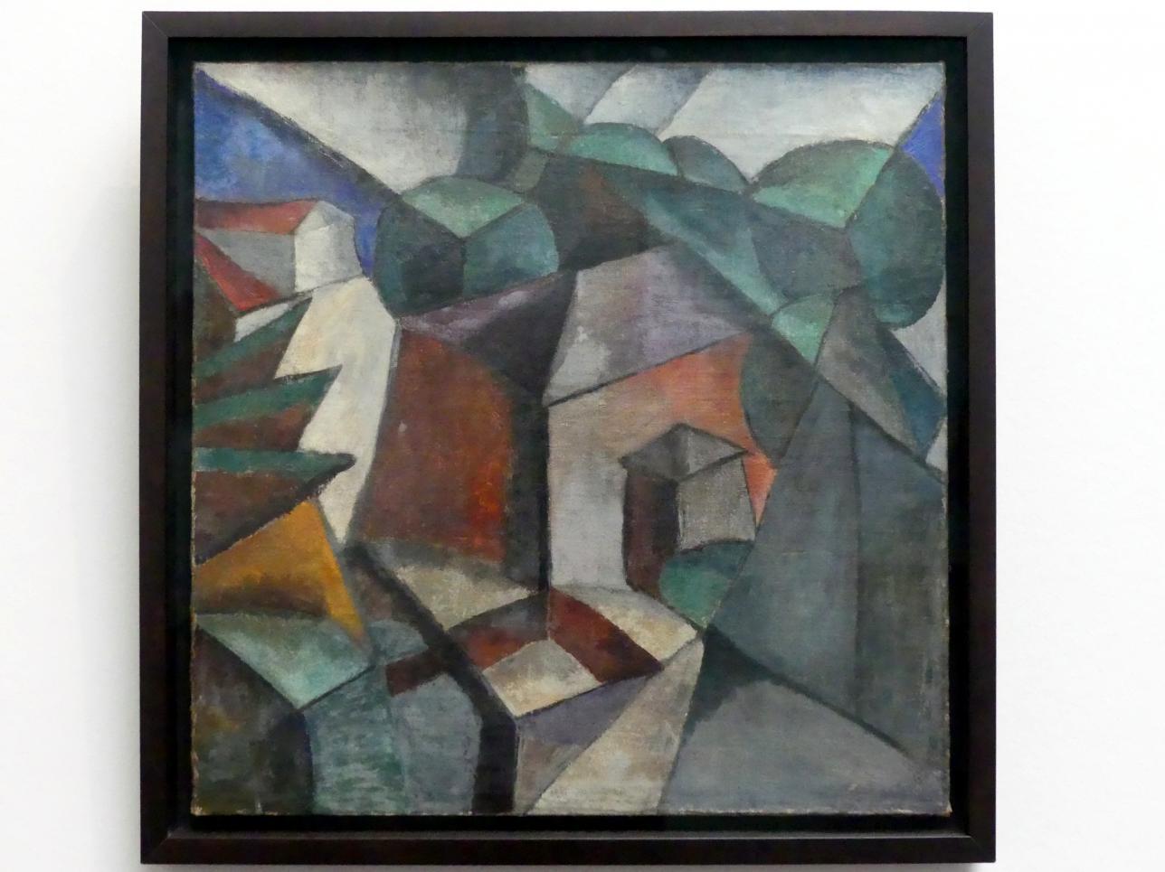 Ljubow Sergejewna Popowa: Ohne Titel, 1915