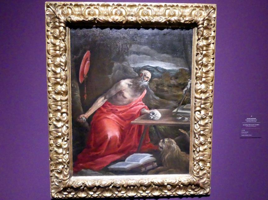 Jacopo Bassano (da Ponte): Der heilige Hieronymus als Büßer, um 1590