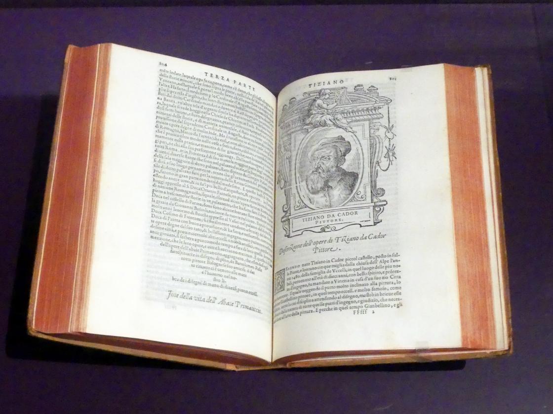 Giorgio Vasari: Le vite de' più eccellenti pittori, scultori e architettori, 1568