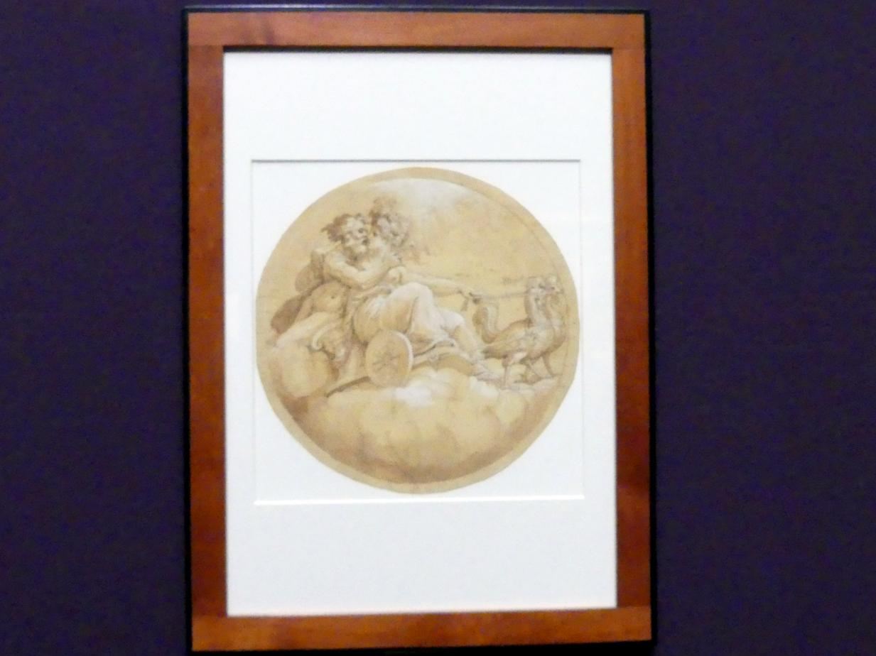 Giorgio Vasari: Studie für Aurora, 1541 - 1542