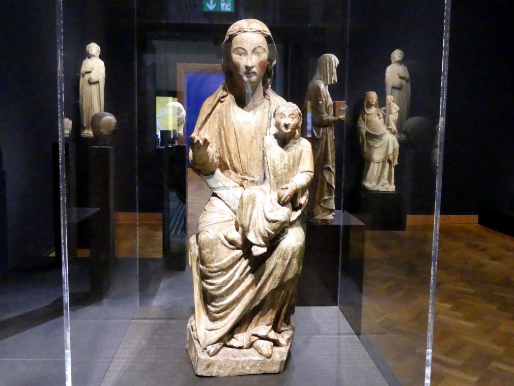 Thronenden Muttergottes, um 1220