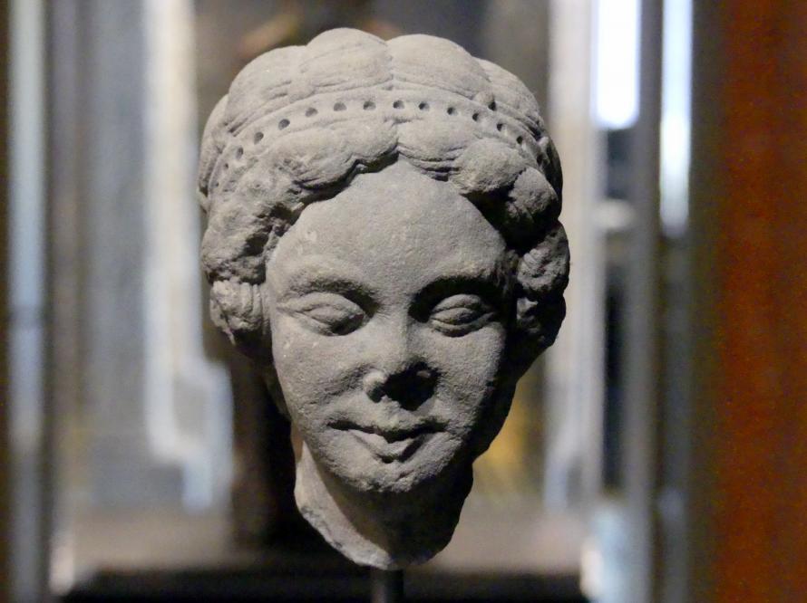 Kopf eines Engels (?), Um 1225 - 1250