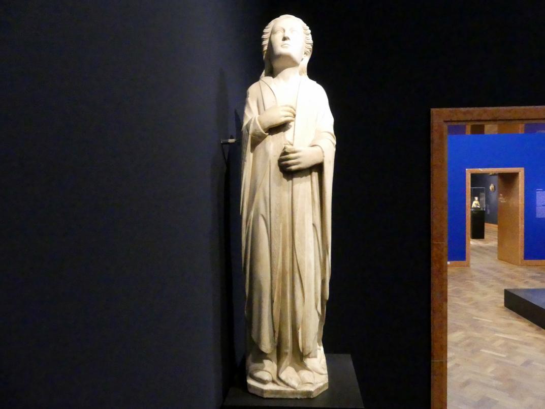 Piero di Giovanni Tedesco: Verehrender Engel, 1390 - 1396