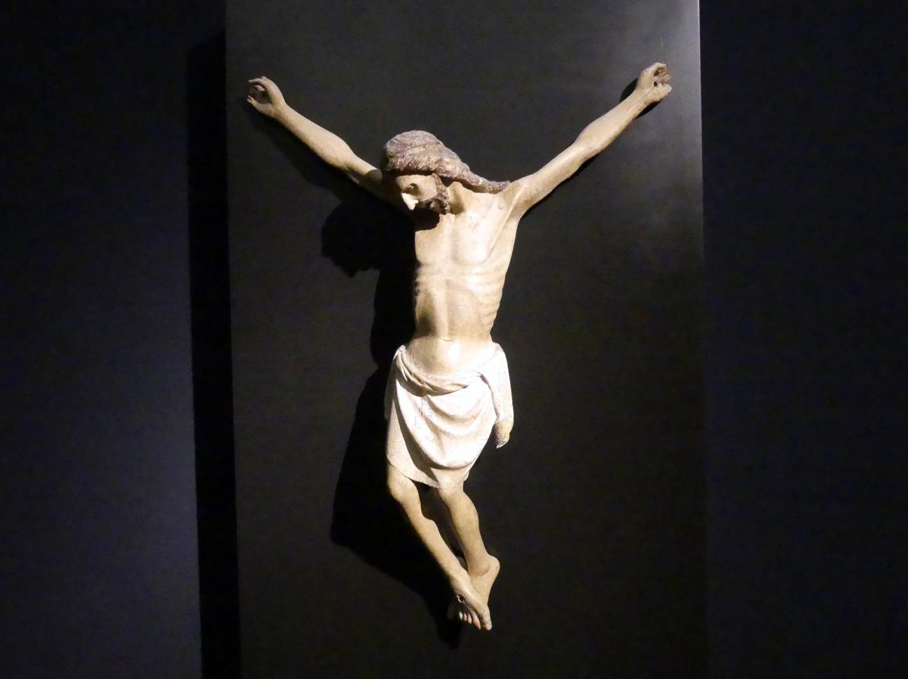 Gekreuzigter Christus, Um 1300 - 1350
