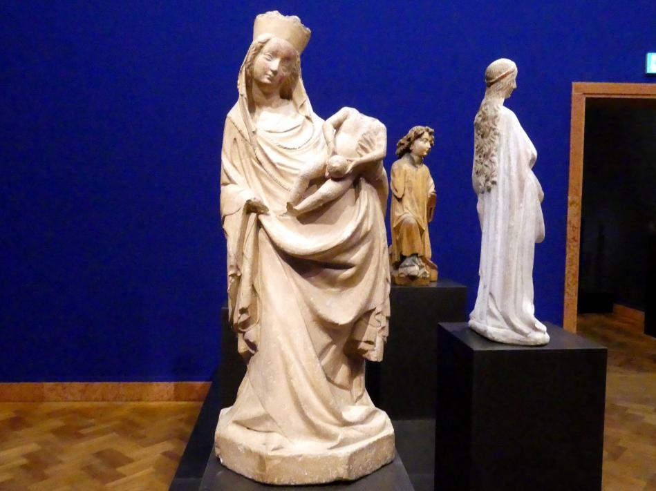 Muttergottes, um 1410 - 1420