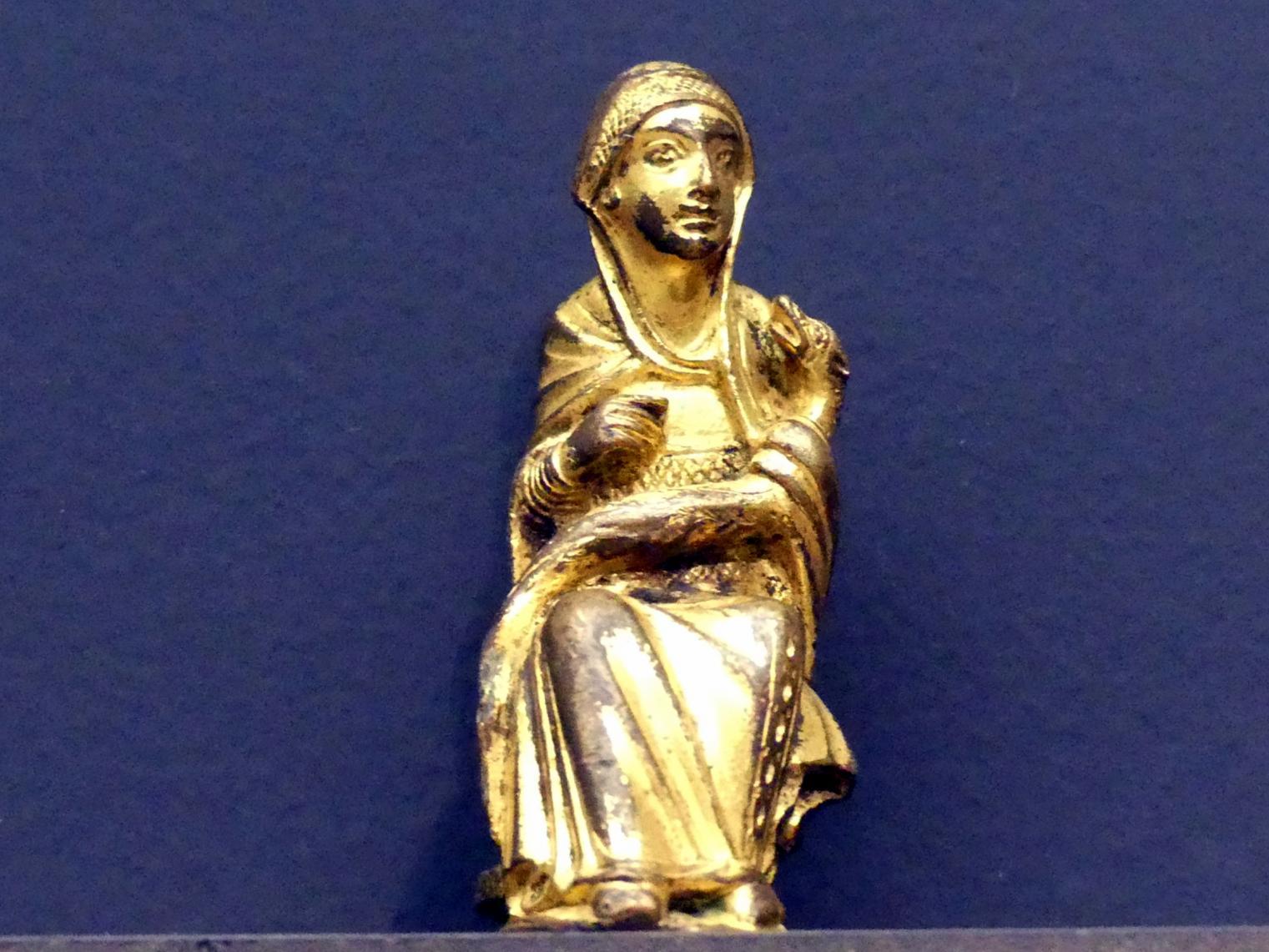 Prudentia (Personifikation der Klugheit), Um 1160 - 1170