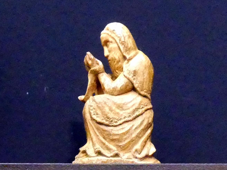 Lesender Prophet, Um 1200 - 1250
