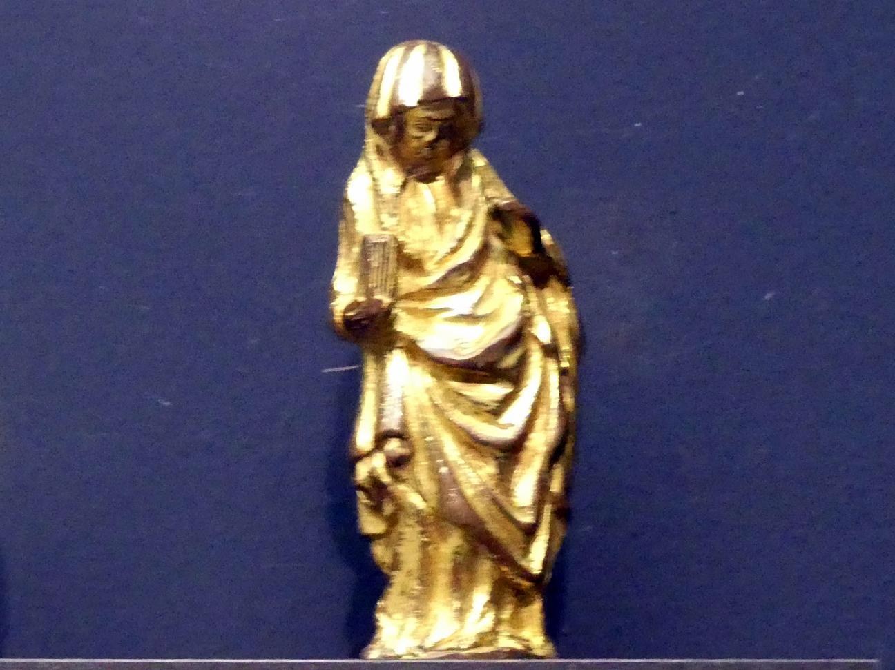 Maria einer Verkündigung, um 1400 - 1430