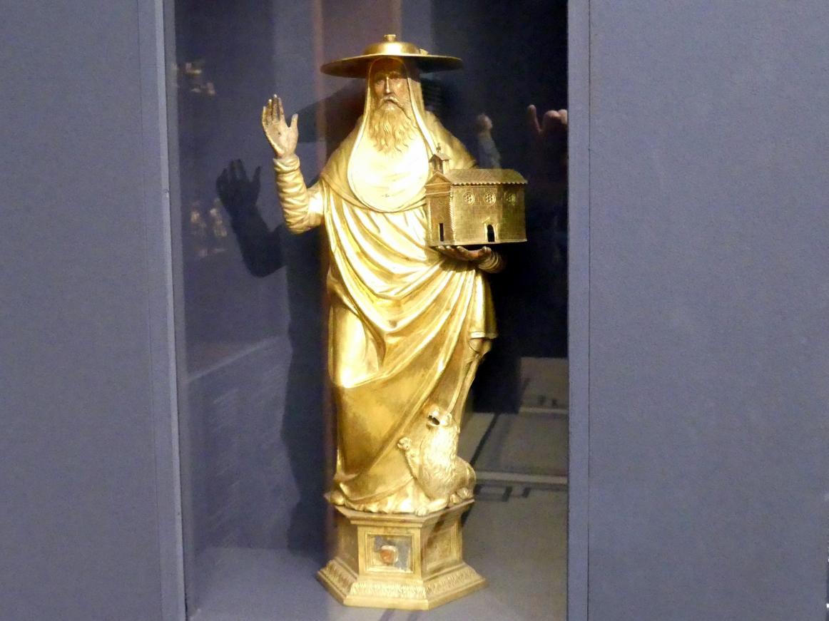 Hl. Hieronymus, um 1450