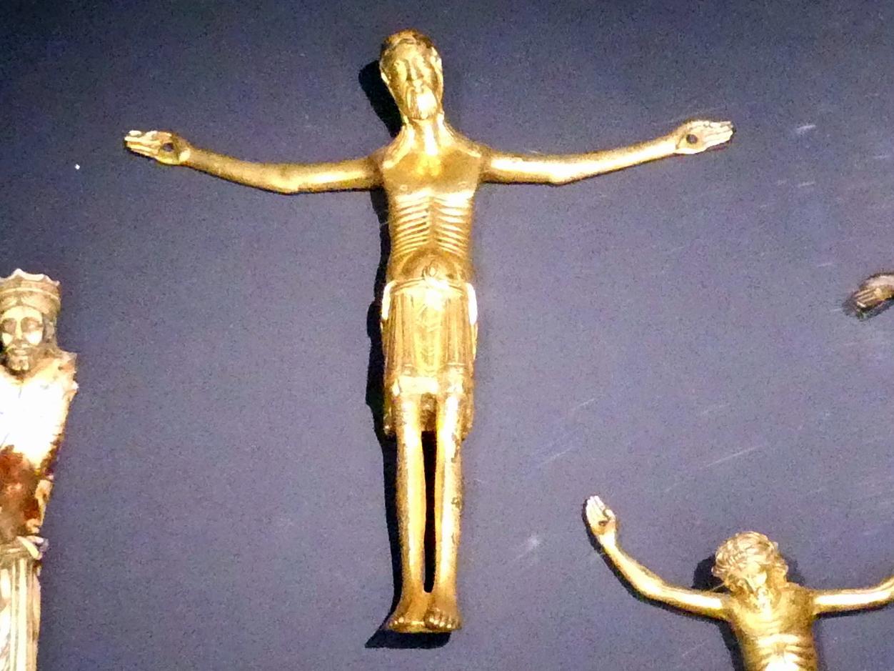 Gekreuzigter Christus, Um 1100 - 1150