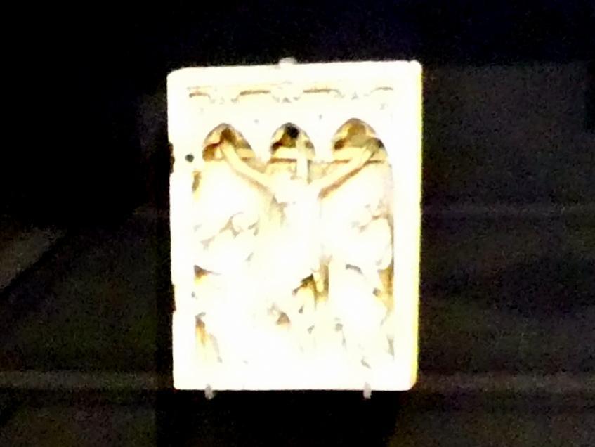 Kreuzigung Christi, um 1350 - 1400