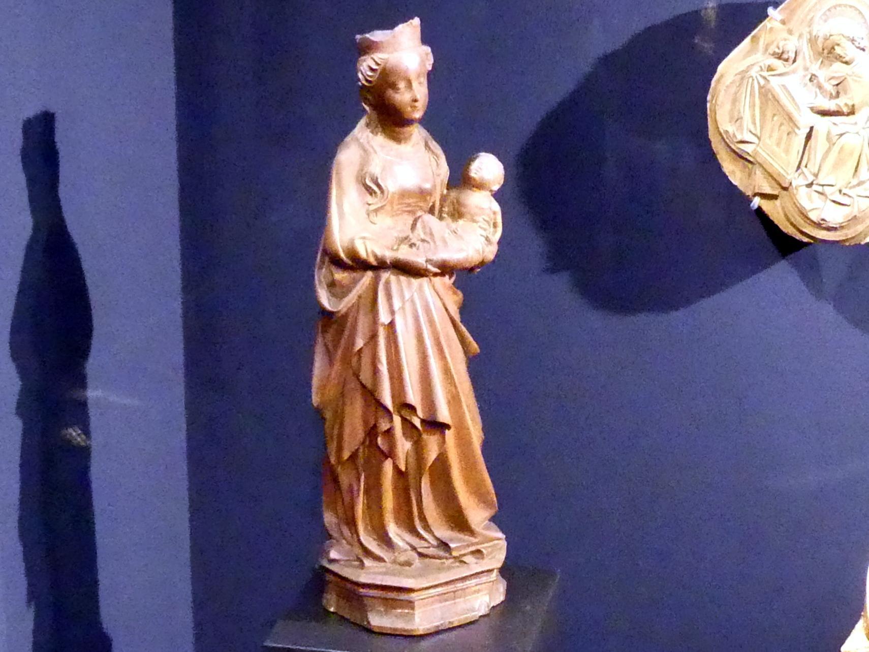 Maria mit Kind, um 1430