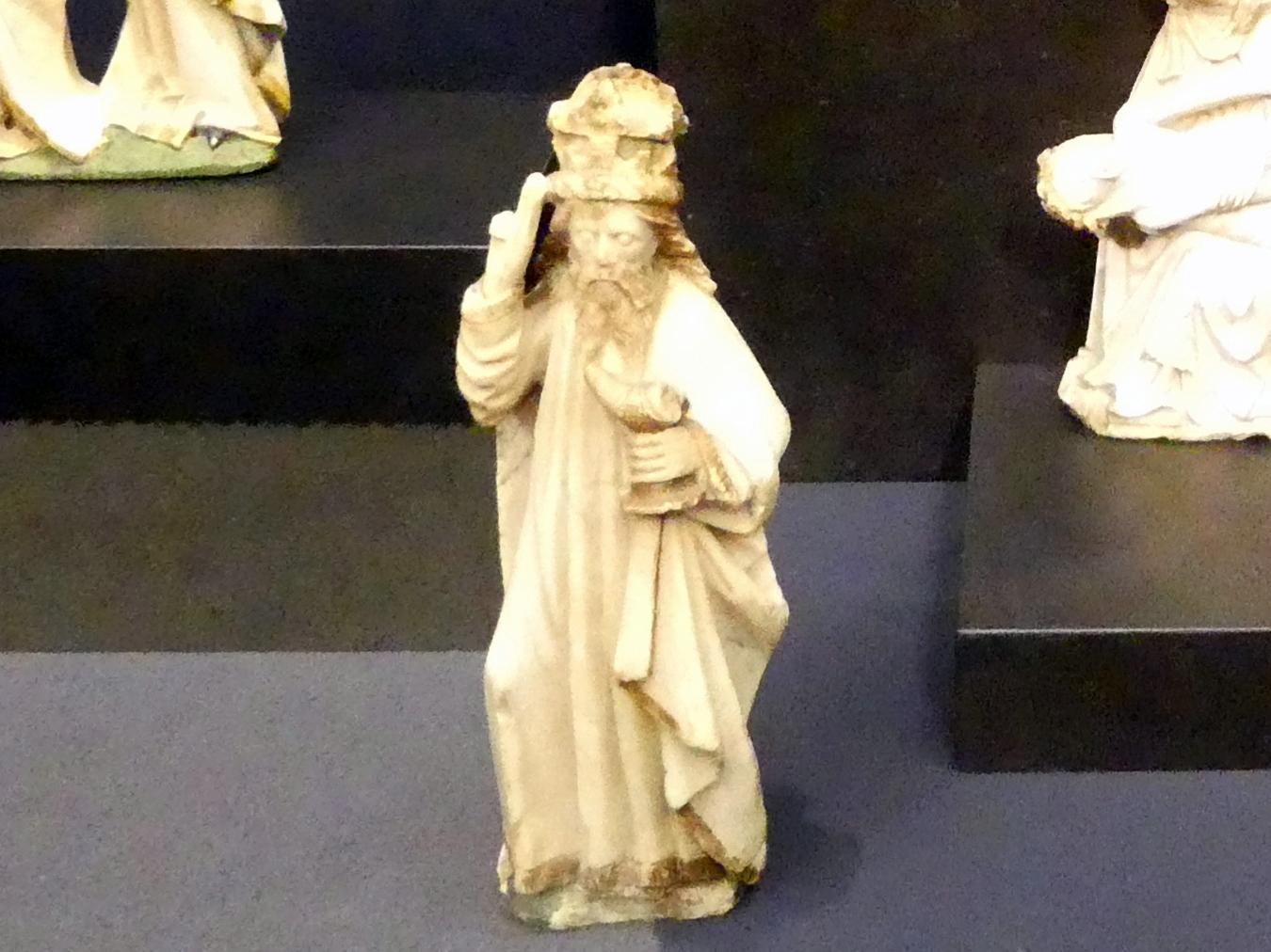 Heiliger König einer Anbetung, Um 1450 - 1460