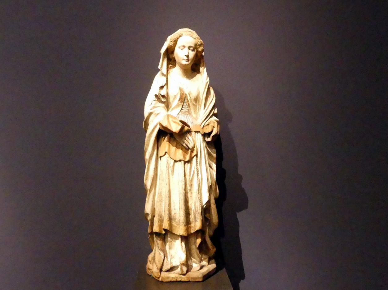 Hans Multscher: Heilige Maria Magdalena, um 1465