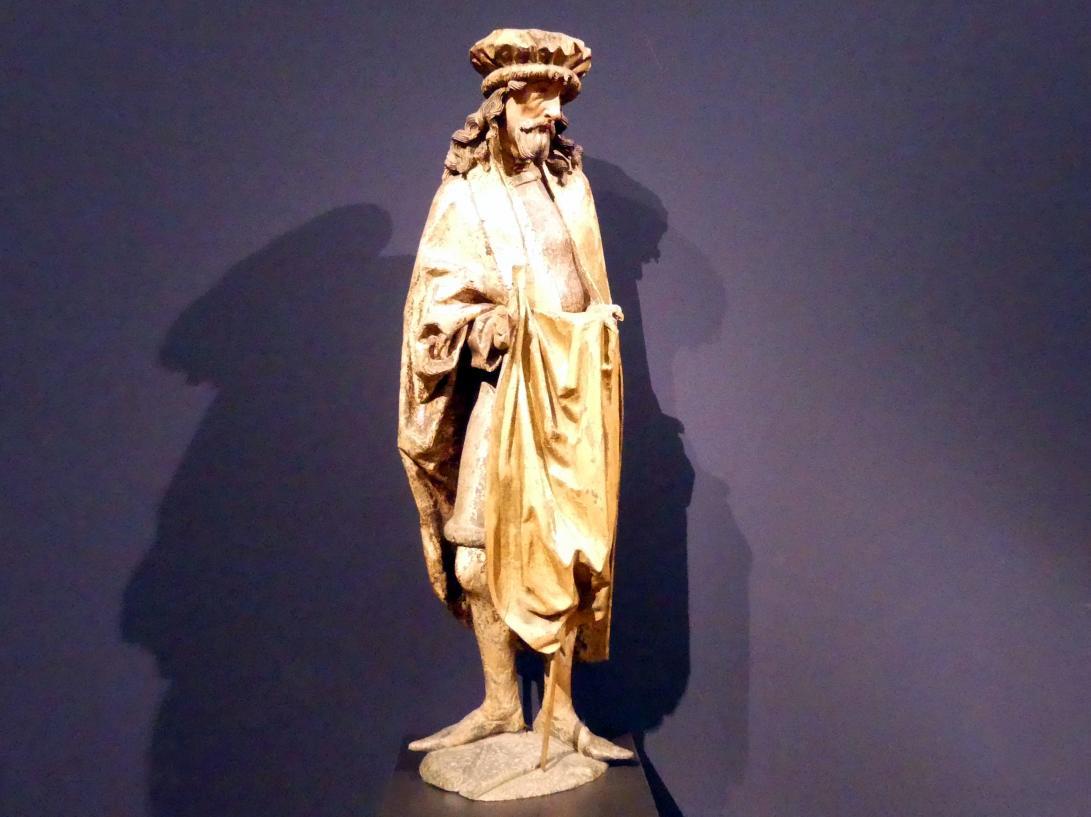 Unbekannter Heiliger, Um 1480 - 1490