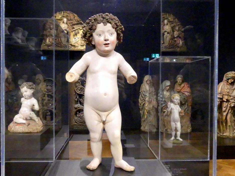 Michel Erhart: Christuskind, um 1470 - 1475