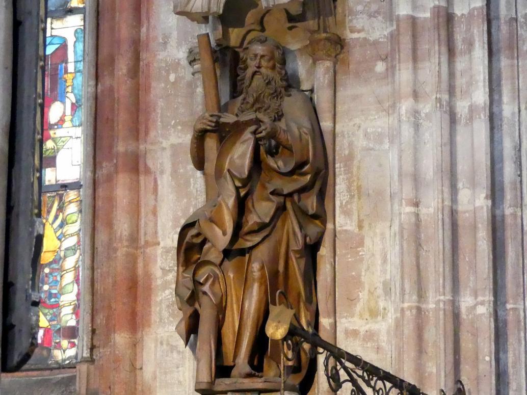 Veit Stoß: Apostel Andreas, Undatiert