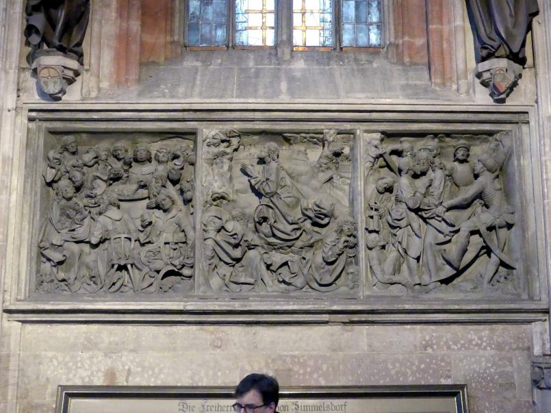 Veit Stoß: Volckamer Epitaph, 1498 - 1499