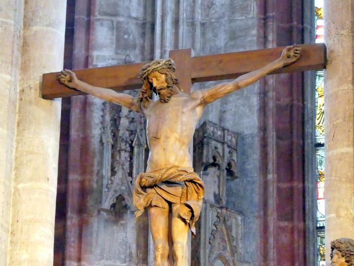 Veit Stoß: Wickelscher Kruzifixus, 1520