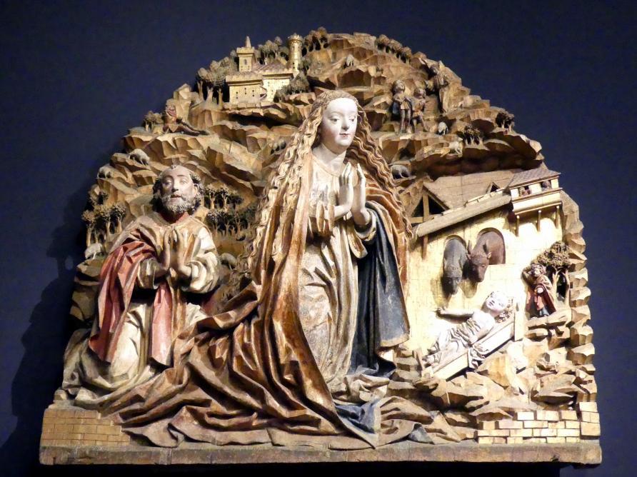 Geburt Christi, Um 1490