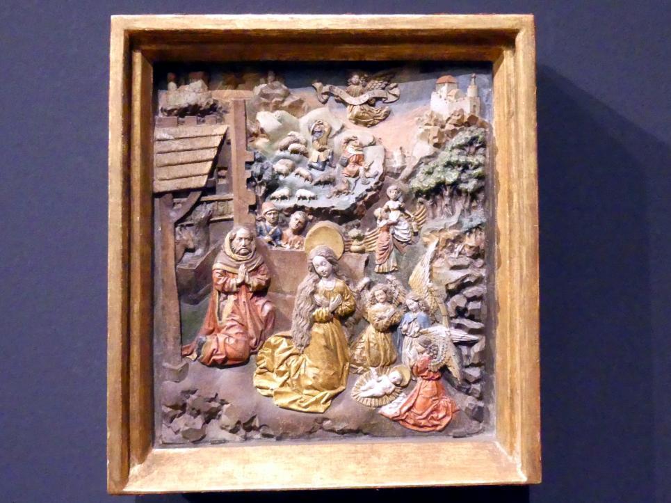 Geburt Christi, Um 1470 - 1480