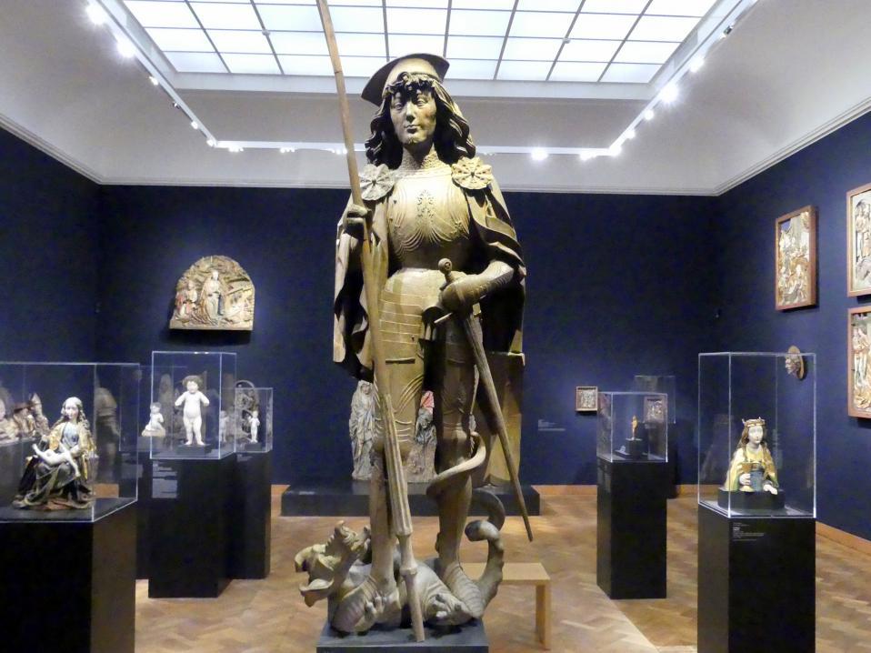 Hl. Georg, um 1496 - 1499