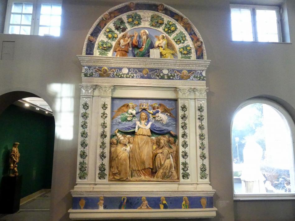 Altar der Schutzmantelmadonna, Beginn 16. Jhd.