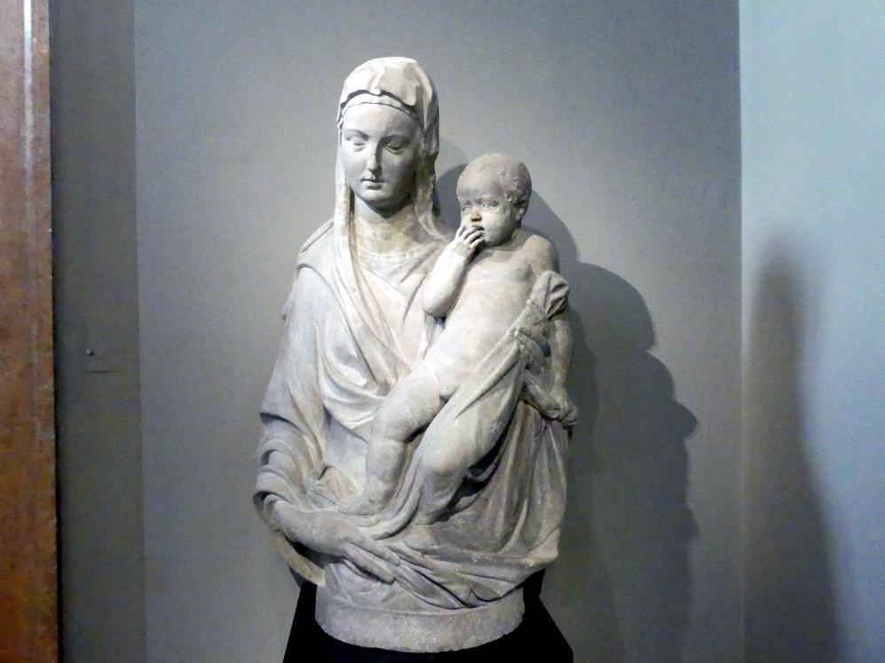 Madonna mit Kind, nach 1450