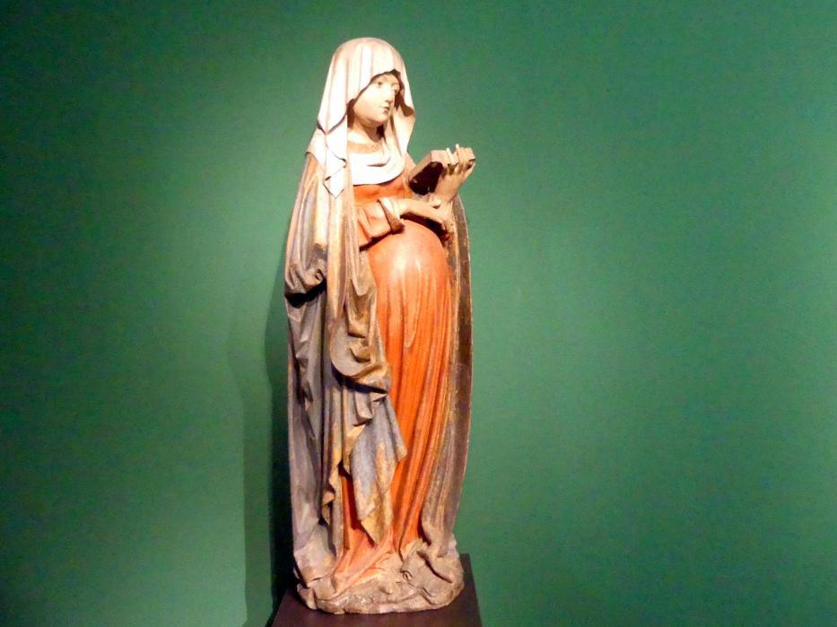 Maria in der Hoffnung, Um 1520