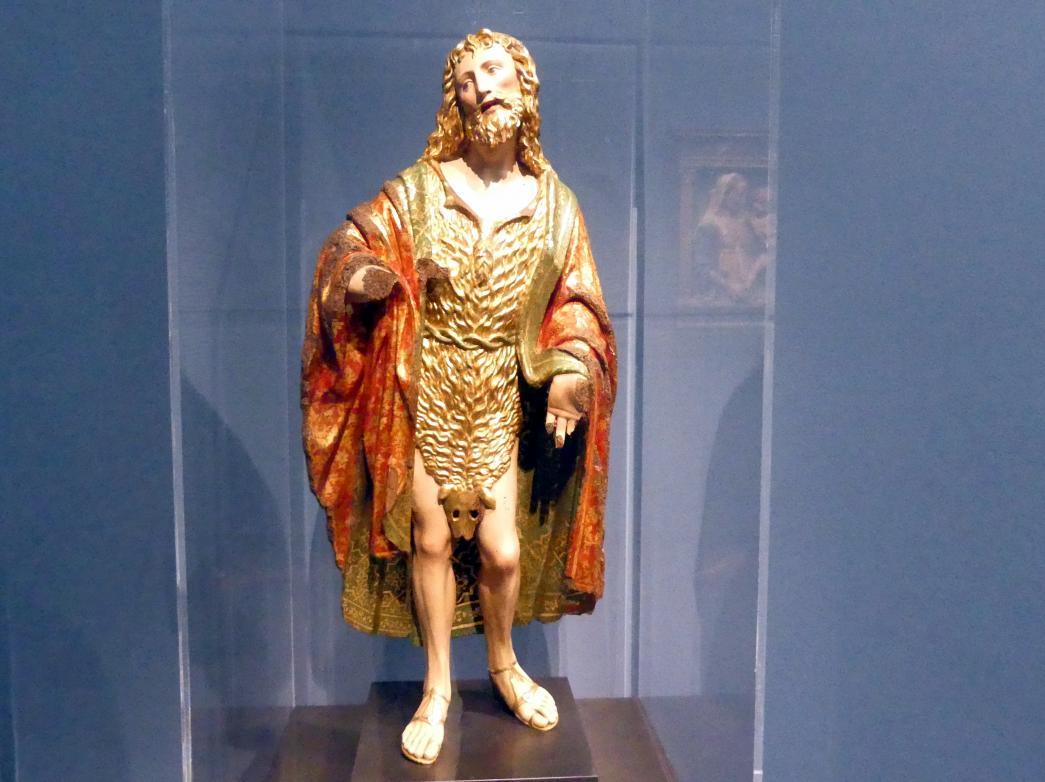 Baccio da Montelupo: Johannes der Täufer, Beginn 16. Jhd.