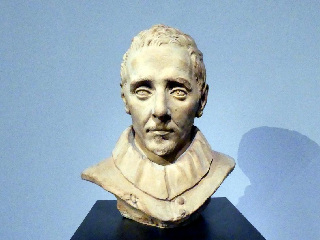 Hendrick de Keyser: Portraitbüste eines Mannes, Beginn 17. Jhd.