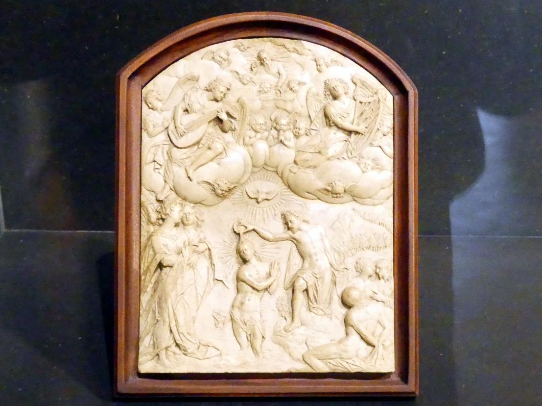 Taufe Christi, Um 1610