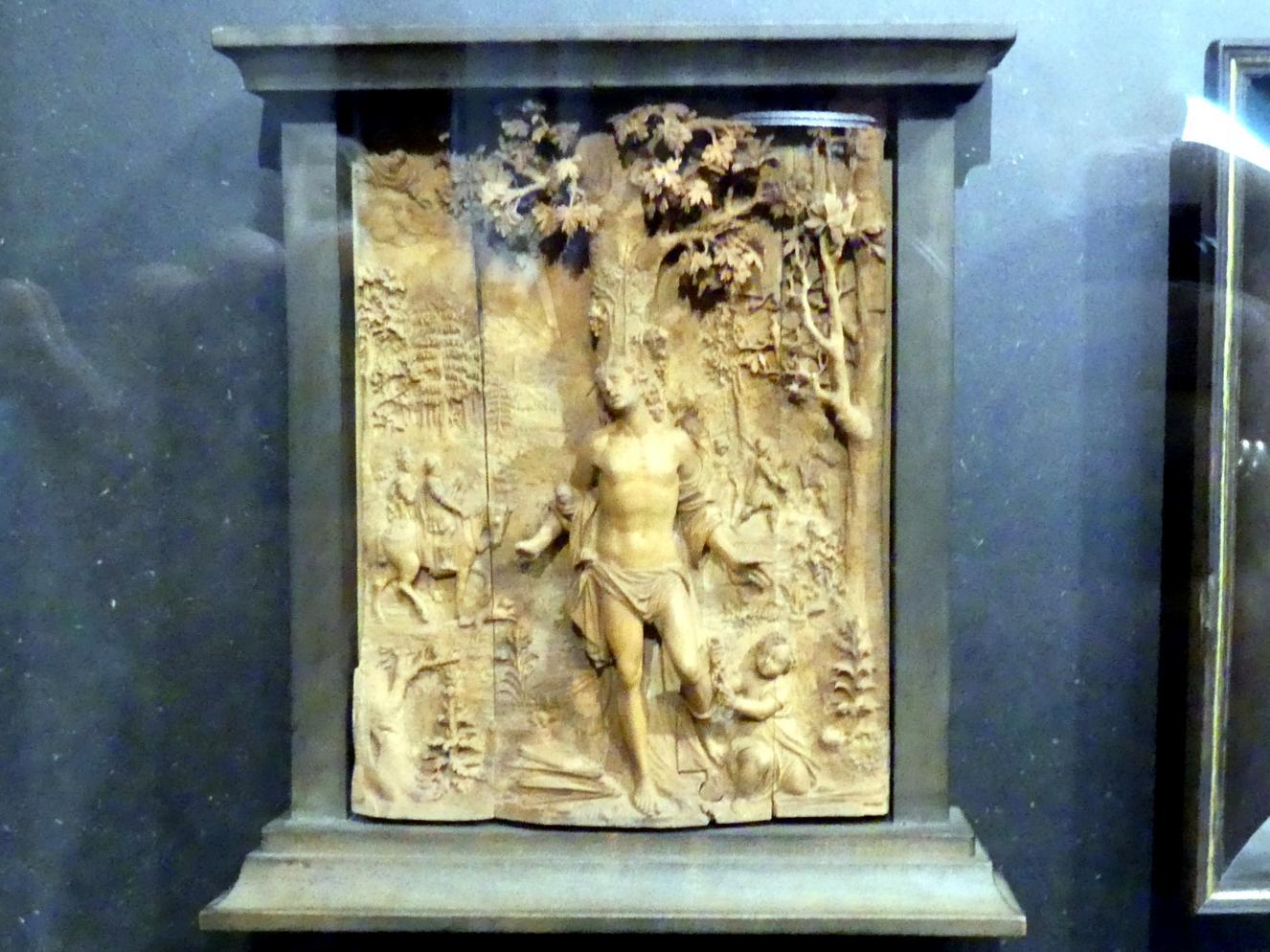 Christoph Angermair: Der gemarterte heilige Sebastian, um 1613 - 1615