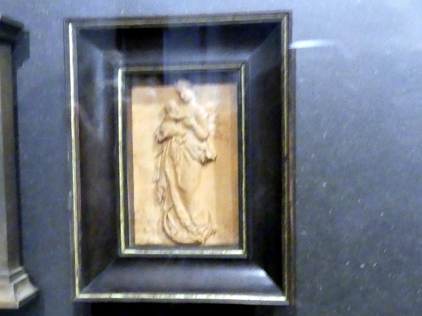 Maria im Strahlenkranz, um 1600
