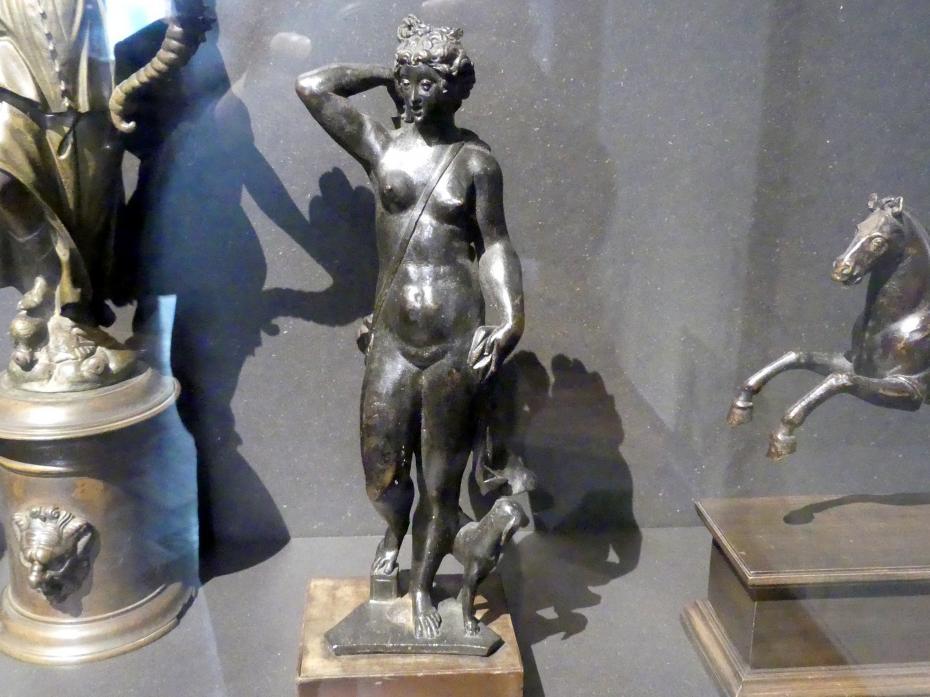 Girolamo Campagna: Diana, Beginn 17. Jhd.