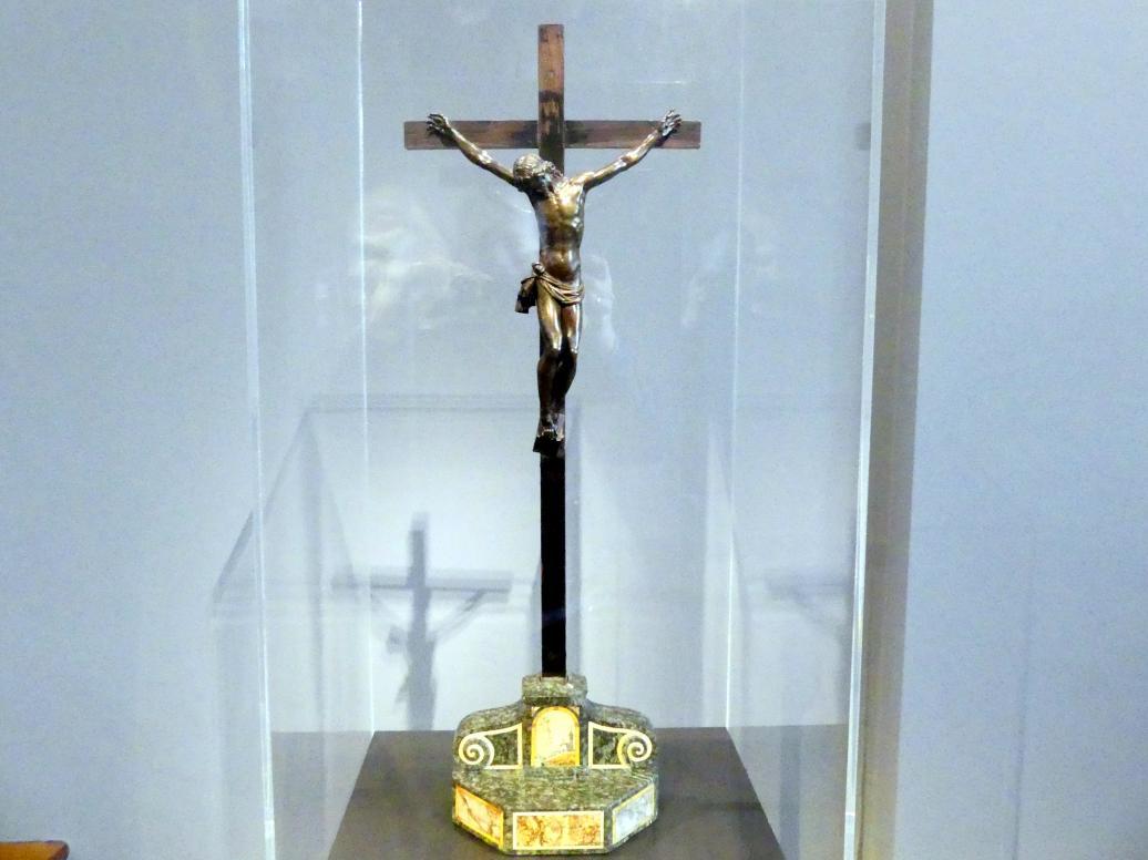Giovanni da Bologna: Kruzifix, Vor 1588