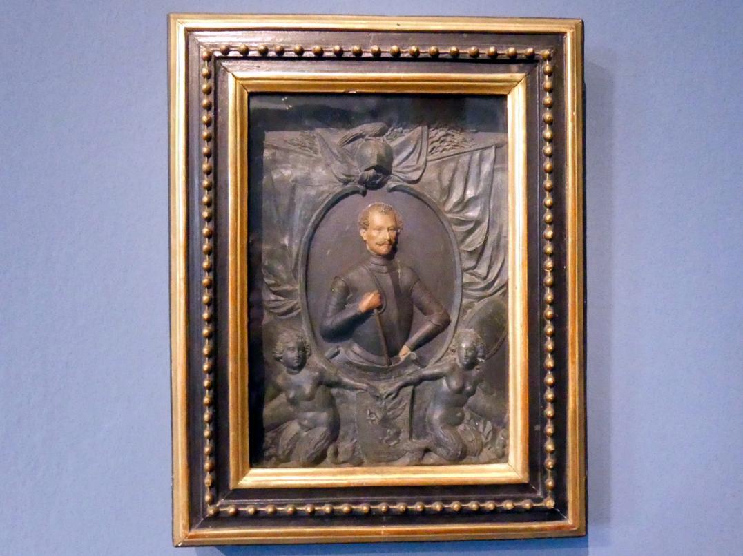 Porträt des Bartolomeo Griffo, Mitte 17. Jhd.