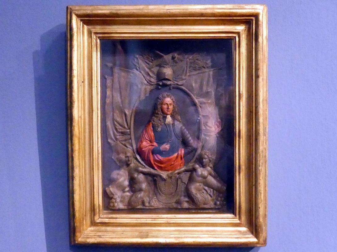 Porträt des Ganello de Dura, Mitte 17. Jhd.
