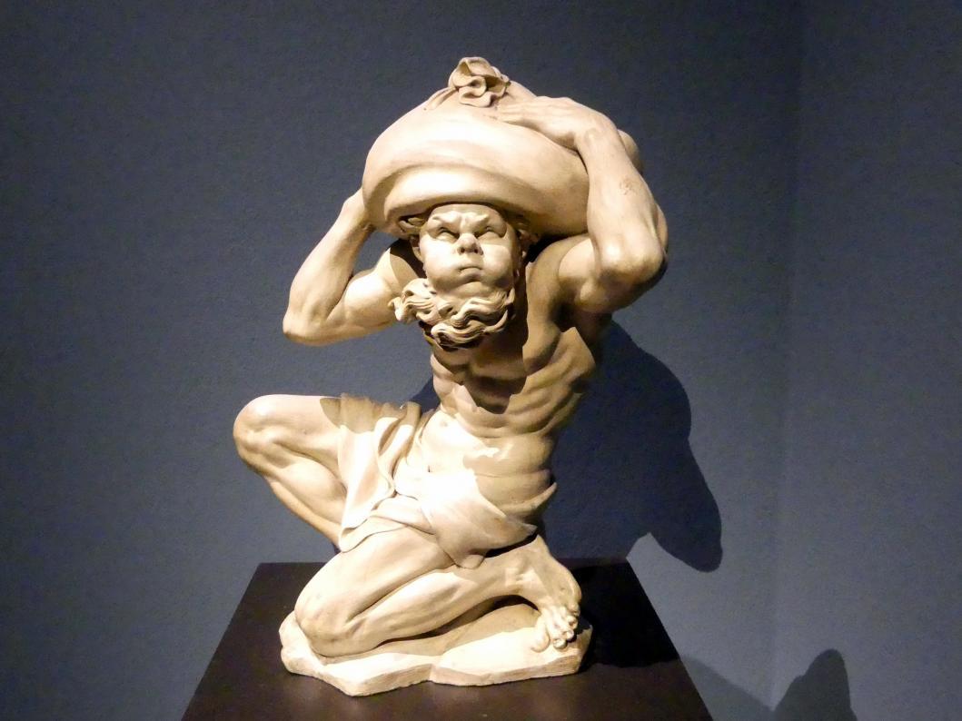 Gaetano Gandolfi: Windgötter, Um 1750 - 1800